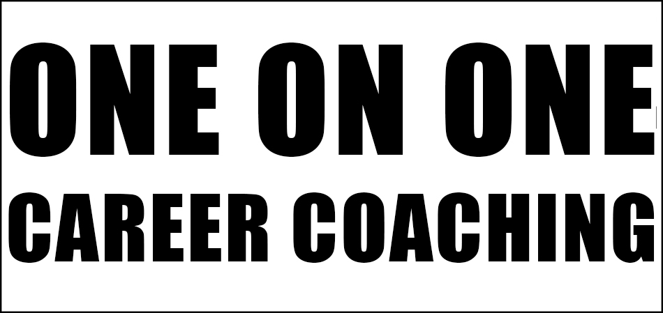 One on One Career Coaching
