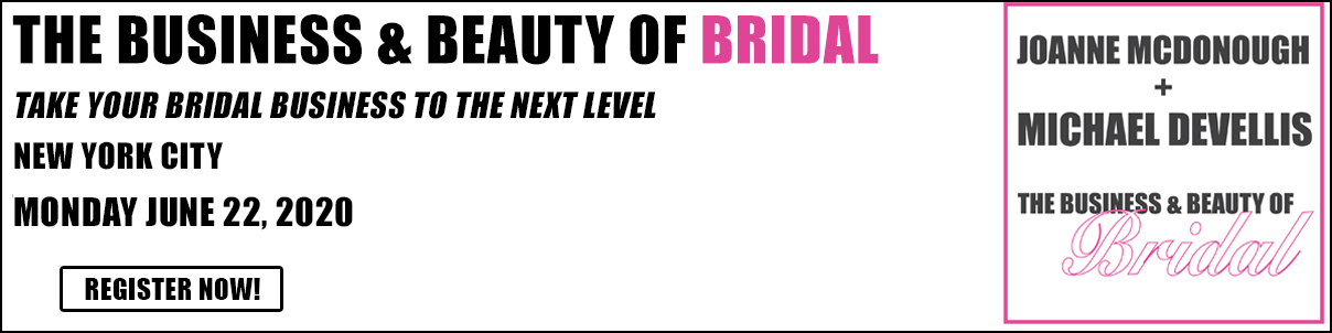 The Business and Beauty of Bridal