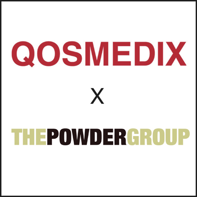 Qosmedix x The Powder Group