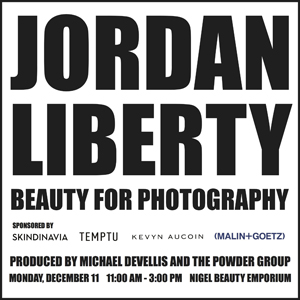 Beauty for Photography with Jordan Liberty