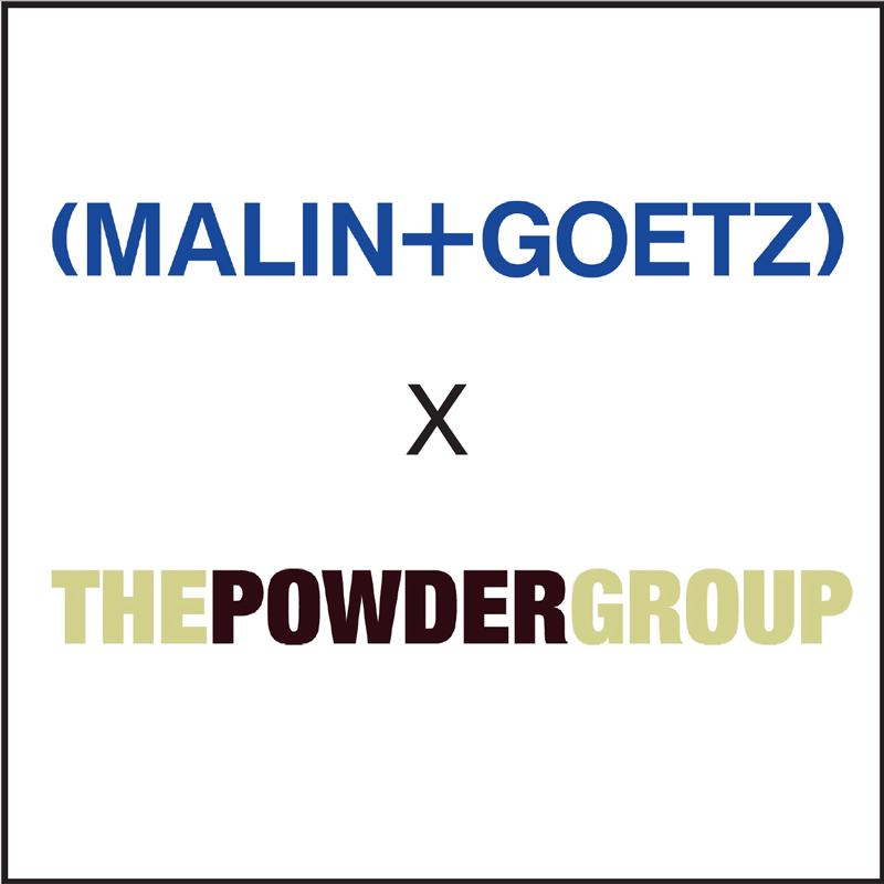 Malin+Goetz x The Powder Group