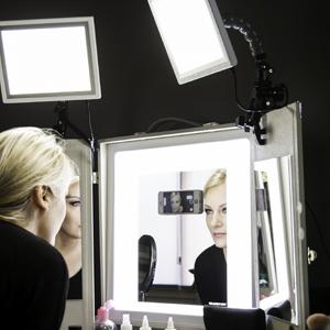 Great The Makeup Light ... Home Design Ideas