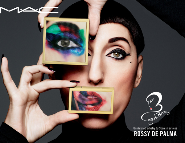 MAC x Rossy de Palma
