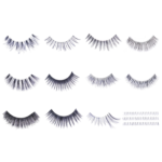 Mixed set of lashes