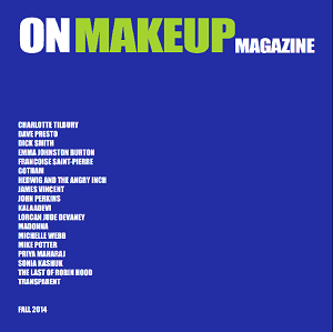 On Makeup Magazine Fall 2014